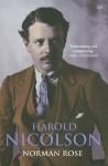 Harold Nicolson - Norman Rose