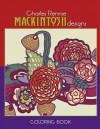 Charles Rennie Mackintosh Designs Coloring Book - Charles Rennie MacKintosh