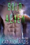 Sold to the Alien (Sci-Fi Alien Menage Erotica) - Kat Richards