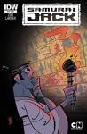 Samurai Jack #19 - Jim Zub