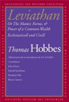 Leviathan: Or The Matter, Forme, & Power of a Common-Wealth Ecclesiasticall and Civill (Rethinking the Western Tradition) - Thomas Hobbes, Ian Shapiro