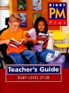 PM Plus Ruby Level 27-28 Teacher's Guide - Ieva Hampson, Lesley Wing Jan
