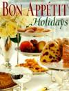 Bon Appetit Holidays - Bon Appétit Magazine