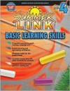 Summer Link Basic Learning Skills, Grades 3 4 - School Specialty Publishing