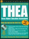 THEA: Texas Higher Education Assessment [With CD-ROM] - Learning Express LLC, LearningExpress