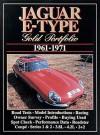 Jaguar Gold Portfolios: Jaguar E-Type 1961-71 - R.M. Clarke