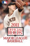 2011 Official Rules of Major League Baseball - Triumph Books, Triumph Books