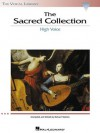 The Sacred Collection: The Vocal Library High Voice - Richard Walters