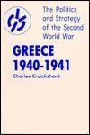 Greece, 1940-1941 - Charles Greig Cruickshank