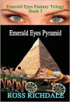 Emerald Eyes Pyramid - Ross Richdale