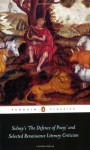 Sidney's The Defence of Poesy and Selected Renaissance Literary Criticism (Penguin Classics) - Philip Sidney, Gavin Alexander, English Renaissance Poets, Various