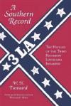 Southern Record - W. H. Tunnard
