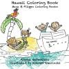 Hawaii Coloring Book: Maya & Filippo Coloring Books - Alinka Rutkowska, Konrad Checinski