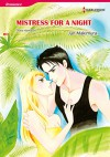 Mistress for A Night (Harlequin comics) - Diana Hamilton, Jun Makimura