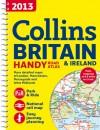 2013 Handy Road Atlas Britain - Collins UK, Collins UK