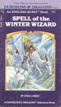 Spell Of The Winter Wizard - Linda Lowery