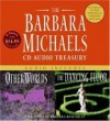 The Barbara Michaels CD Audio Treasury: Other Worlds / The Dancing Floor - Barbara Michaels, Barbara Rosenblat