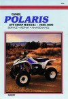 Polaris Atv Shop Manual 1985-1995 (Clymer All-Terrain Vehicles) Service Repair Maintenance - Clymer Publishing