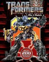 Transformers: Revenge of the Fallen Mix and Match - David Roe