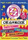 Ziga Zaga Stick On: Organizer - Hands-On Crafts for Kids