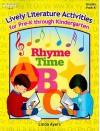 Lively Literature Activities, Grades PreK-K: A Collection of Literature Activities to Lend New Life to Circle Time, Centers, Math, Science, and Social Studies! - Linda Ayers