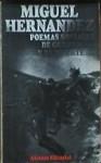Poemas Sociales De Guerra Y De Muerte - Miguel Hernández