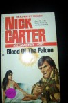Blood of the Falcon (Killmaster) - Nick Carter