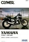 Clymer Yamaha V-Max 1985-2003 - Clymer Publishing, Clymer