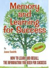 Memory and Learning for Success - Jane Smith
