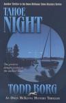Tahoe Night - Todd Borg