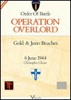 Operation Overlord: Gold & Juno Beaches 6 June 1944 (Order of Battle, 2) - Christopher Chant