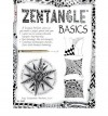 Zentangle Basics: A Creative Art Form Where All You Need is Paper, Pencil & Pen - Suzanne McNeill