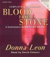 Blood From A Stone: A Commissario Guido Brunetti Mystery - Donna Leon, David Colacci