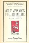 Auto de Mofina Mendes e Diálogo Infantil da Comédia de Rubena (Portugal, #33) - Gil Vicente