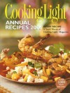 Cooking Light Annual Recipes 2006 (Cooking Light Annual Recipes) - Cooking Light Magazine