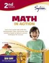 Second Grade Math in Action (Sylvan Workbooks) - Sylvan Learning