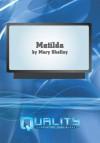 Matilda - Mary Shelley