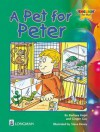 A Pet for Peter Storybook 4: English for Me! - Barbara Hojel, Ginger Foglesong Gibson