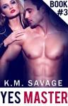 Yes Master: Part Three: (BDSM Erotic Romance) - K.M. Savage
