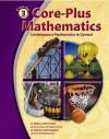 Core-Plus Mathematics, Course 3: Contemporary Mathematics in Context - James T. Fey, Christian R. Hirsch, Eric W. Hart