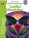 Behavior Management: Conflict Resolution, Grades PK - K - Crystal Bowman