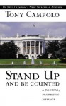 Stand Up And Be Counted: How To Change The World For Good - Tony Campolo