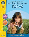 Reading Response Forms: Grades 1-2 [With Transparencies] - Eleanor Summers