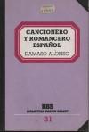 Cancionero y Romancero Español (Biblioteca Básica Salvat, #31) - Dámaso Alonso
