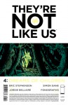 They're Not Like Us #4 - Eric Stephenson