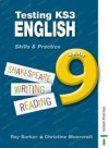 Testing KS3 English: Year 9 - Ray Barker, Christine Moorcroft
