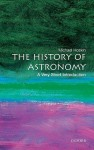 The History of Astronomy: A Very Short Introduction - Michael Hoskin