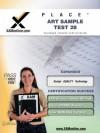 PLACE Art Sample Test 28 Teacher Certification Test Prep Study Guide - Sharon Wynne
