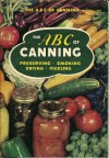 The A-B-C of Canning - Culinary Arts Institute