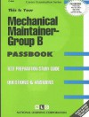 Mechanical Maintainer -Group B - National Learning Corporation